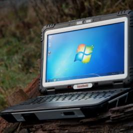 Компания Handheld представила новый ударопрочный лэптоп Algiz XRW