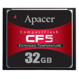 Новые карты памяти Apacer рассчитаны на расширенный температурный диапазон