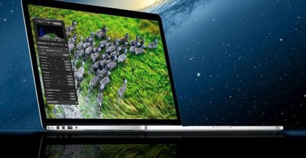Обзор: Apple MacBook Pro 15 Retina