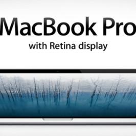 Обзор ноутбука Apple MacBook Pro с дисплеем Retina