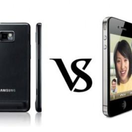 Apple просит запретить продажу в США восьми моделей смартфонов Samsung