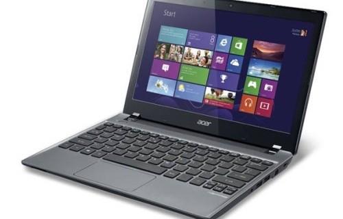 Компания Acer анонсировала ультрабук Aspire M5 с Windows 8