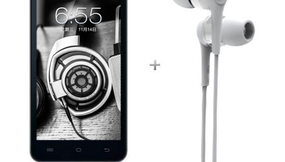 Самый тонкий смартфон BBK Vivo X1