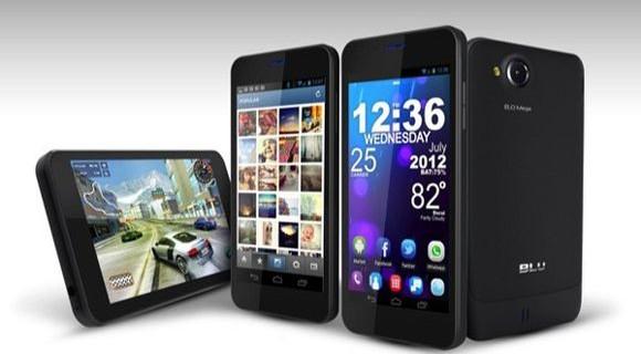 Смартфон BLU Vivo 4.65 HD за $300