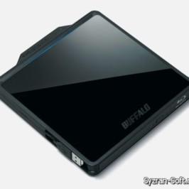 Buffalo анонсирует начало продаж внешнего привода оптических дисков BRXL-PC6U2B