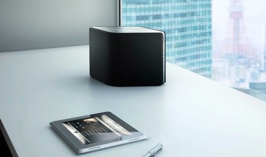 Беспроводная Hi-Fi аудиосистема Philips Fidelio AW3000