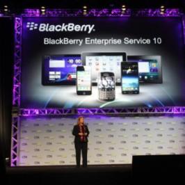 BlackBerry Enterprise Service 10 — новая корпоративная платформа компании RIM