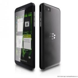 Анонсированы новые модели смартфонов BlackBerry Z10 и BlackBerry Q10