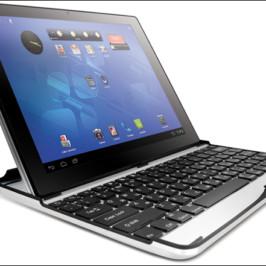 Планшет Bliss Pad В9712 KB превращается в смартбук