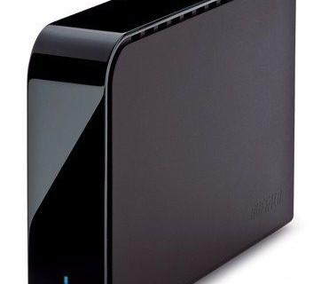 Buffalo добавляет во внешние накопители поддержку HDD объемом 4 ТБ