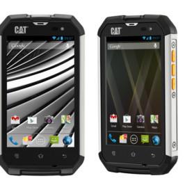 MWC 2013: смартфон Caterpillar CAT B15 в усиленном корпусе