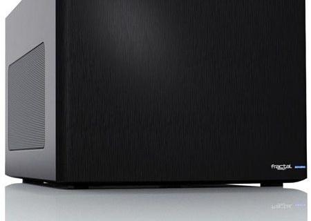 Корпус Fractal Design Node 304 рассчитан на платы типоразмера Mini-ITX и DTX