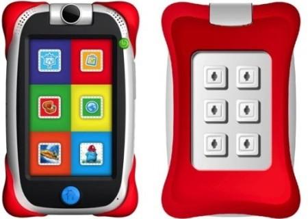 Новый детский планшет Fuhu Nabi Jr.