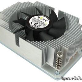 Компактный кулер GELID Slim Silence A-Plus рассчитан на процессоры AMD