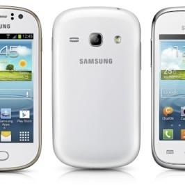 Компания Samsung анонсировала два бюджетника — Galaxy Fame и Galaxy Young