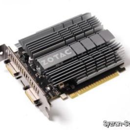 ZOTAC оснащает 3D-карты GeForce GT 640 ZONE Edition и GeForce GT 630 ZONE Edition пассивным охлаждением