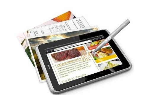 Планшет HTC One Tab с дисплеем Full HD