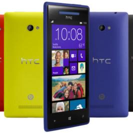 Смартфон HTC Windows Phone 8X – стильный и мощный