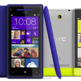 Компания HTC готовит к продаже смартфоны Windows Phone 8X и Windows Phone 8S на территории России
