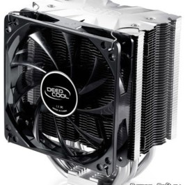 Deepcool использует в процессорном охладителе Ice Blade Pro 2.0 тепловые трубки диаметром 8 мм