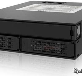 Icy Dock MB994IPO-3SB — типоразмера 5,25 дюйма