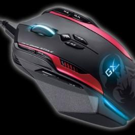 Игровая мышь Genius Gila с 12 кнопками и широкими возможностями кастомизации