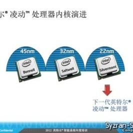 Утечка дает представление о 22-нанометровых процессорах Intel Atom (ValleyView)