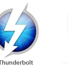 NAB 2013: Кабель Thunderbolt