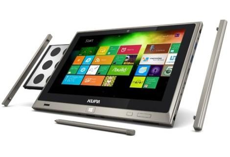 Kupa UltraNote — мощный планшет на Windows 8