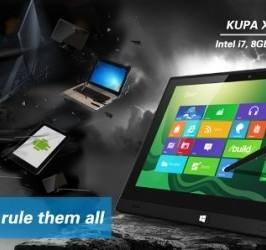 Планшет Kupa UltraNote X15 на Windows 8 уже в продаже