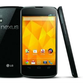 Официальный анонс смартфона LG Nexus 4