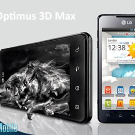 Обзор LG Optimus 3D Max