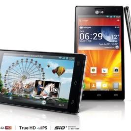 Игры для андроид на новом смартфоне LG Optimus 4X HD