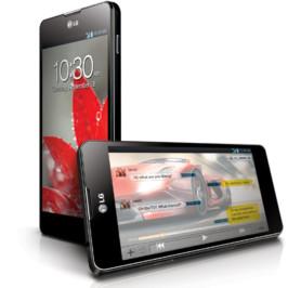 Флагманский смартфон LG Optimus G