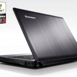 Lenovo начинает продажи ноутбуков IdeaPad Z480 и компьютеров H520s