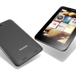 Планшеты Lenovo IdeaTab A2107 и ThinkPad Tablet 2