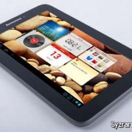 Lenovo оснащает планшет LePad A2107 двумя слотами для SIM-карт