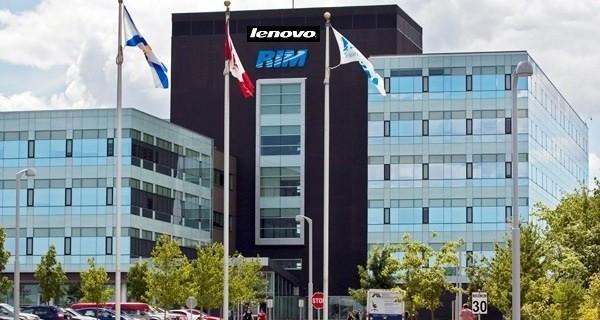 Lenovo покупает компанию RIM?