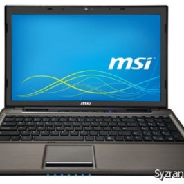 MSI анонсировала ноутбуки CX61 и CR61 на базе процессоров Ivy Bridge