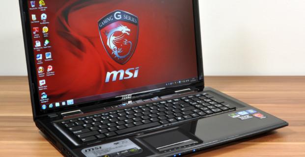 MSI GE70 — ноутбук для серьезных геймеров