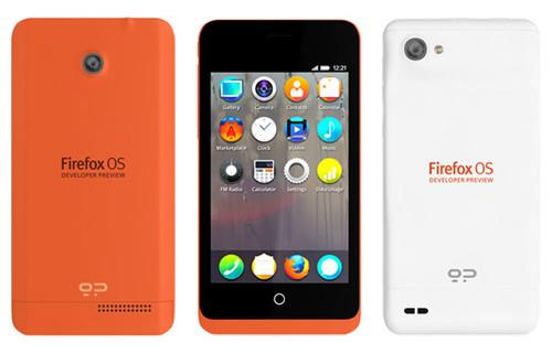 Mozilla анонсировала новые смартфоны для разработчиков на Firefox OS