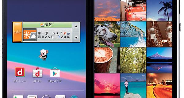 Анонс уникального складного смартфона NEC Medias W N-05E с двумя экранами