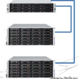 Система хранения корпоративного класса NETGEAR ReadyDATA
