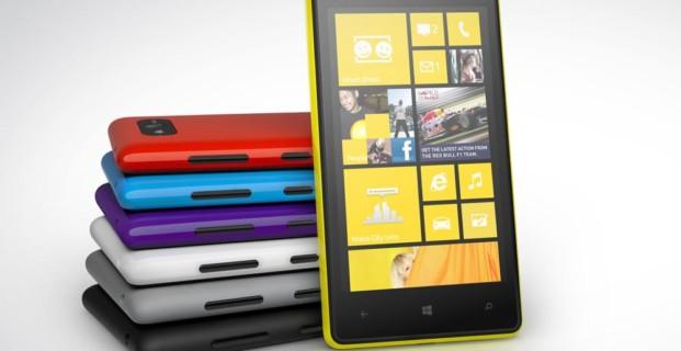 Обновление Windows Phone 8 близко