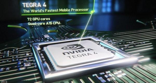 Nvidia анонсировала новую мобильную платформу Tegra 4