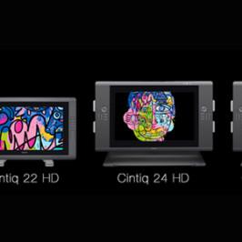Обзор интерактивных перьевых дисплеев Wacom Cintiq 22HD и Cintiq 24HD Touch
