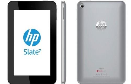 MWC 2013: планшет HP Slate 7