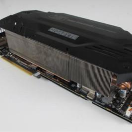 Gigabyte оснащает 3D-карту Radeon HD 7970 SOC с пятью вентиляторами