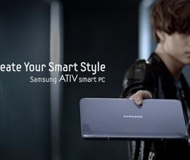Гибридные ноутбуки Samsung ATIV Smart PC и PC Pro с отсоединяемыми клавиатурами