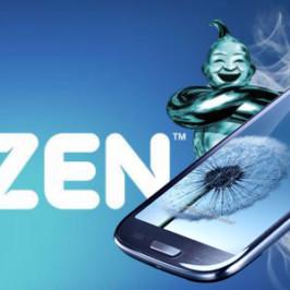 MWC 2013: Samsung представила прототип смартфона под ОС Tizen 2.0
